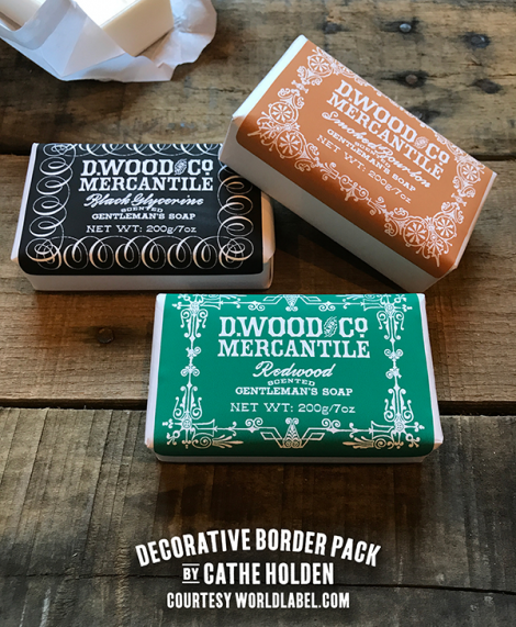 Decorative Border Pack: FREE Vector Art!