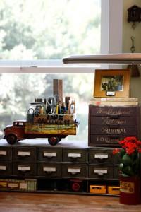Cathe Holden's Inspired Barn in Petaluma, CA